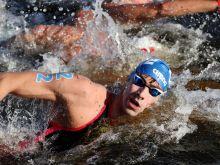 Συνεχίζει την παράδοση ο Κυνηγάκης, τεράστια προσπάθεια και πέμπτη θέση στη μαραθώνια κολύμβηση