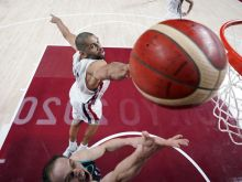 Ολυμπιακοί Αγώνες, μπάσκετ ανδρών: Στον τελικό η Γαλλία, 90-89 τη Σλοβενία του Ντόντσιτς με μπλοκ του Μπατούμ στο φινάλε