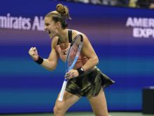 Επιβλητική η Μαρία Σάκκαρη, προκρίθηκε στα ημιτελικά του Ostrava Open και βλέπει τελικό