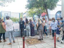Πατέρας-αρνητής στη Θεσσαλονίκη: «Ο γιός μου (σ.σ. μαθητής Δημοτικού) είναι σκληροπυρηνικός σαν και εμένα»