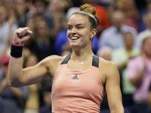 Σφιόντεκ - Σάκκαρη 0-2: Μαρία για φίλημα, προκρίθηκε στον τελικό του Ostrava Open