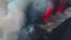 """""""Μείνετε σπίτι, κλείστες πόρτες,  παράθυρα""""-Η λάβα, 1.250 °C, απο το ηφαίστει στη Λα Πάλμα φτάνει στη θάλασσα και φέρνει εκρήξεις και νέφη τοξικών αερίων"""