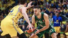 Η βαθμολογία της EuroLeague: Στο 20% ο Παναθηναϊκός, σε θετικό ρεκόρ η Μακάμπι
