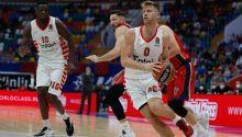 Η βαθμολογία της EuroLeague: Στο 3-2 ο Ολυμπιακός πριν από τα δύο εντός της δεύτερης διαβολοβδομάδας