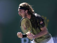 Τσιτσιπάς - Ντιμιτρόφ 2-0: Έδειξε τα δόντια του με το καλημέρα στο Vienna Open