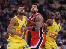 Η βαθμολογία της EuroLeague: Στο 4-2 ο Ολυμπιακός, που συνεχίζει σε τροχιά οκτάδας