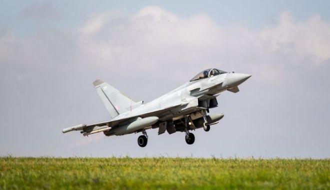 Μετά τα Rafale, θα αγοράσει η Ελλάδα και μαχητικά Eurofighter Typhoon;
